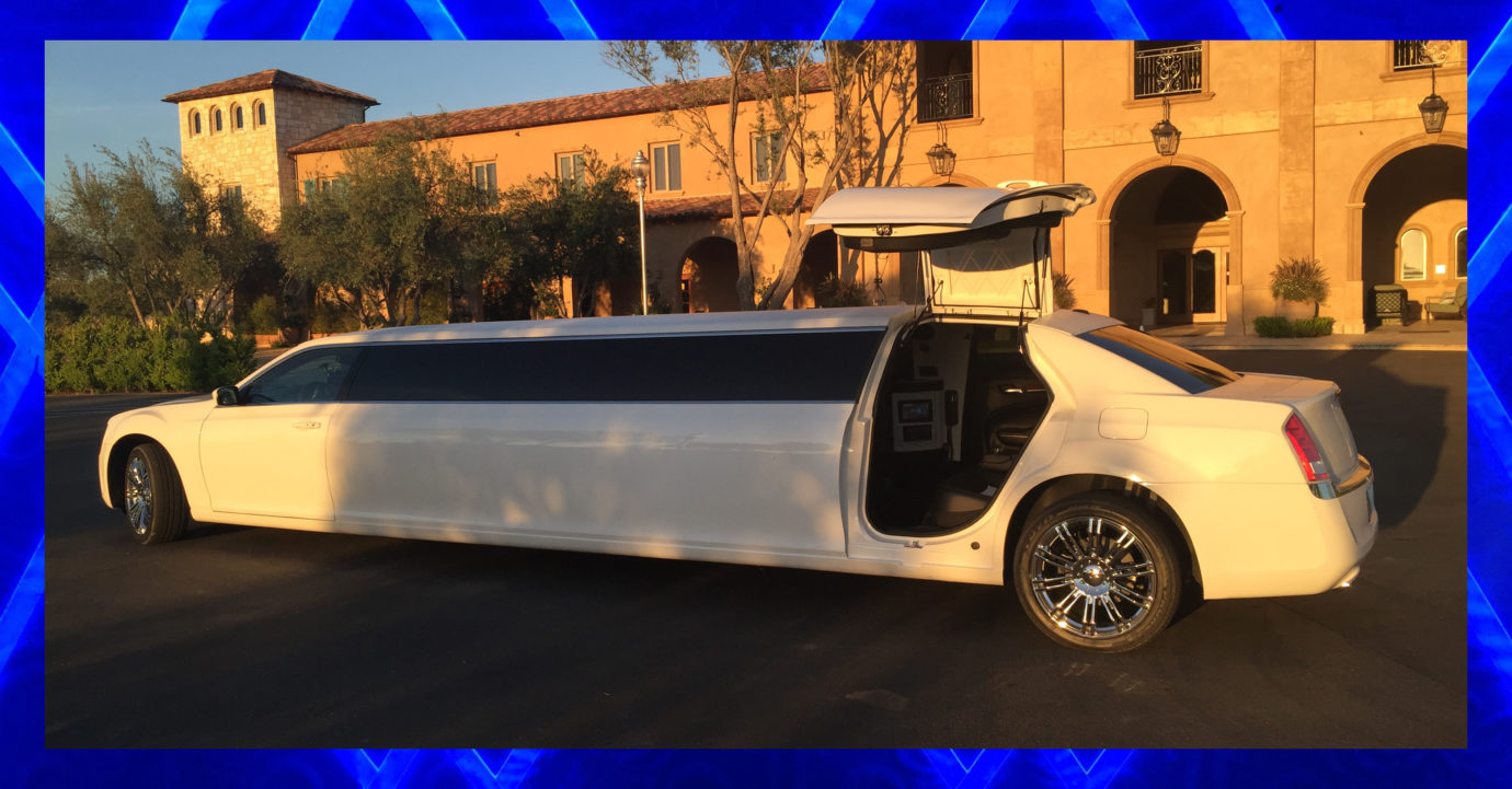 Pearl of Paso Limousine